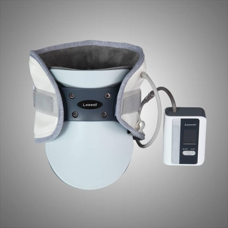 Neck traction belt (electric pump)