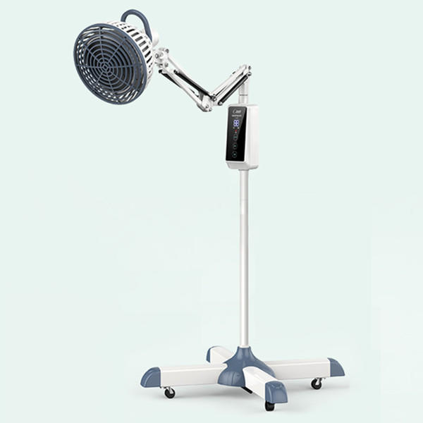 Infrared TDP lamp LY-607A video