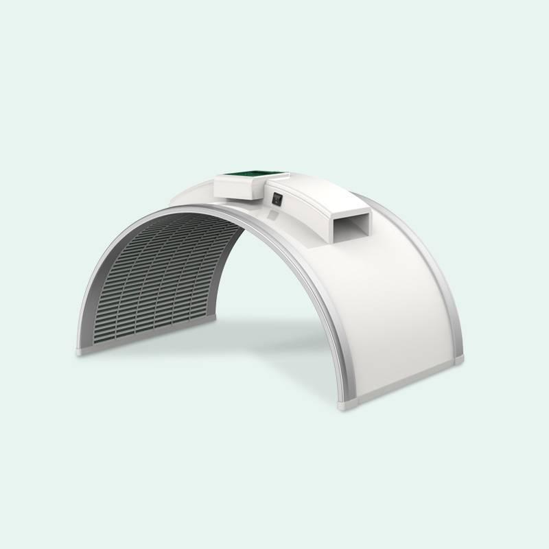 Far infrared treatment device (dome)