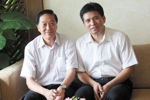 China Health Care Association chairman of the board of directors, Zhang Fenglou