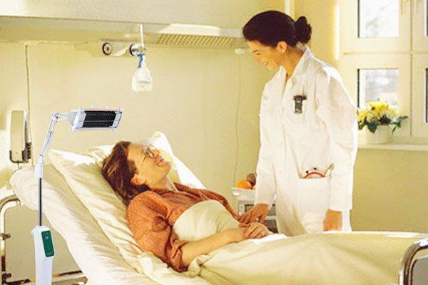 Major hospitals