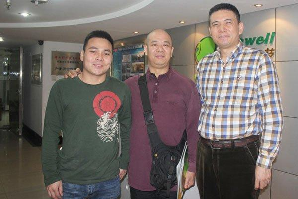 American Institute of Natural Therapy: Chen Weilian